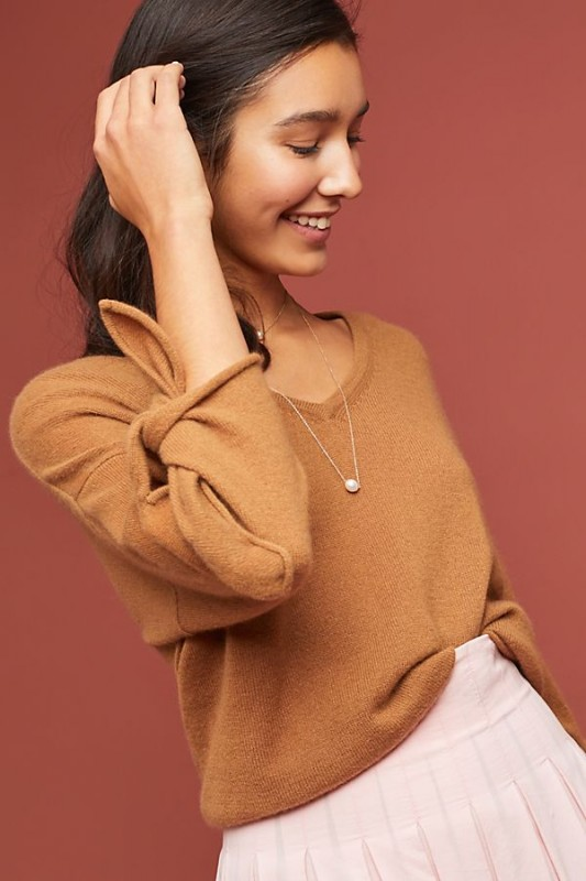 Freja Cashmere Sweater