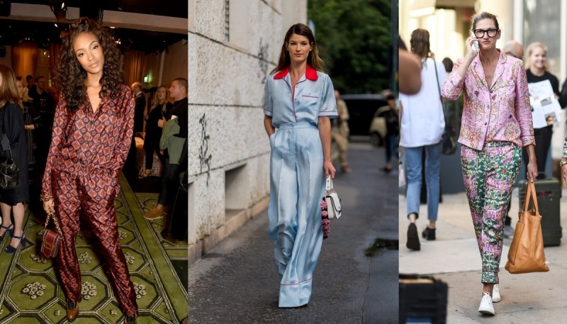 How To Master The Art Of Summer Pajama Dressing