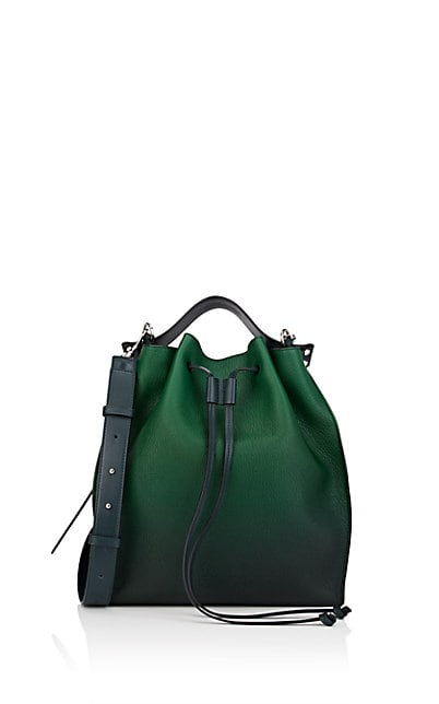 J.W.Anderson Drawstring Leather Bucket Bag
